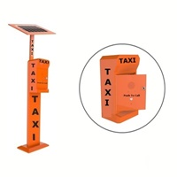 vandal proof call solar tower telephone